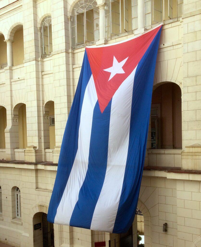 Solidaritet med det kubanska folket.